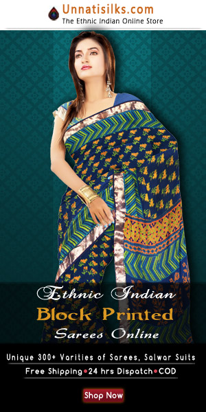 mercerized cotton saree with blouse.with block printed border.block prints floral design. And has self color pallu is apt for casual, corporate occasions.